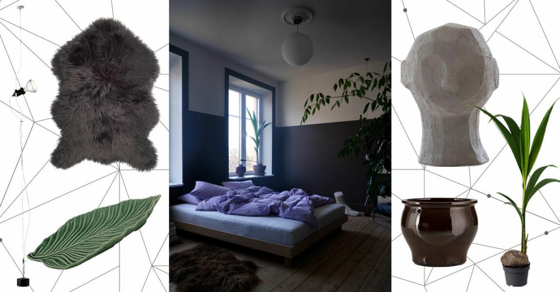 Så skapar duS ett harmoniskt sovrum