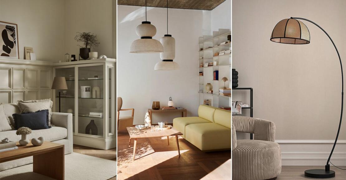 Så inreder du med belysning i vardagsrummet, inspirerande tips