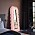 Inred med neon, klassisk spegel Ultrafragola från Poltronova