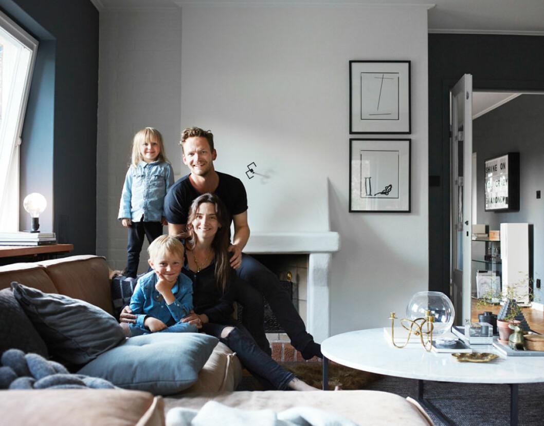Familjen Omarsson