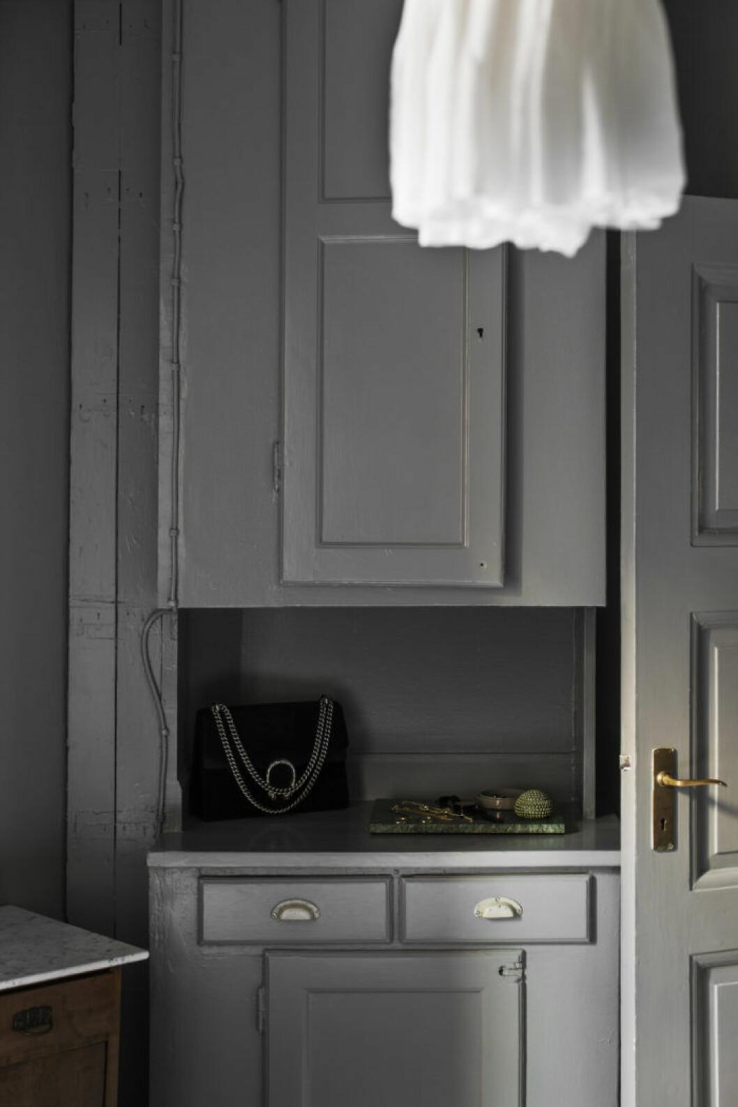 inbyggt köksskåp