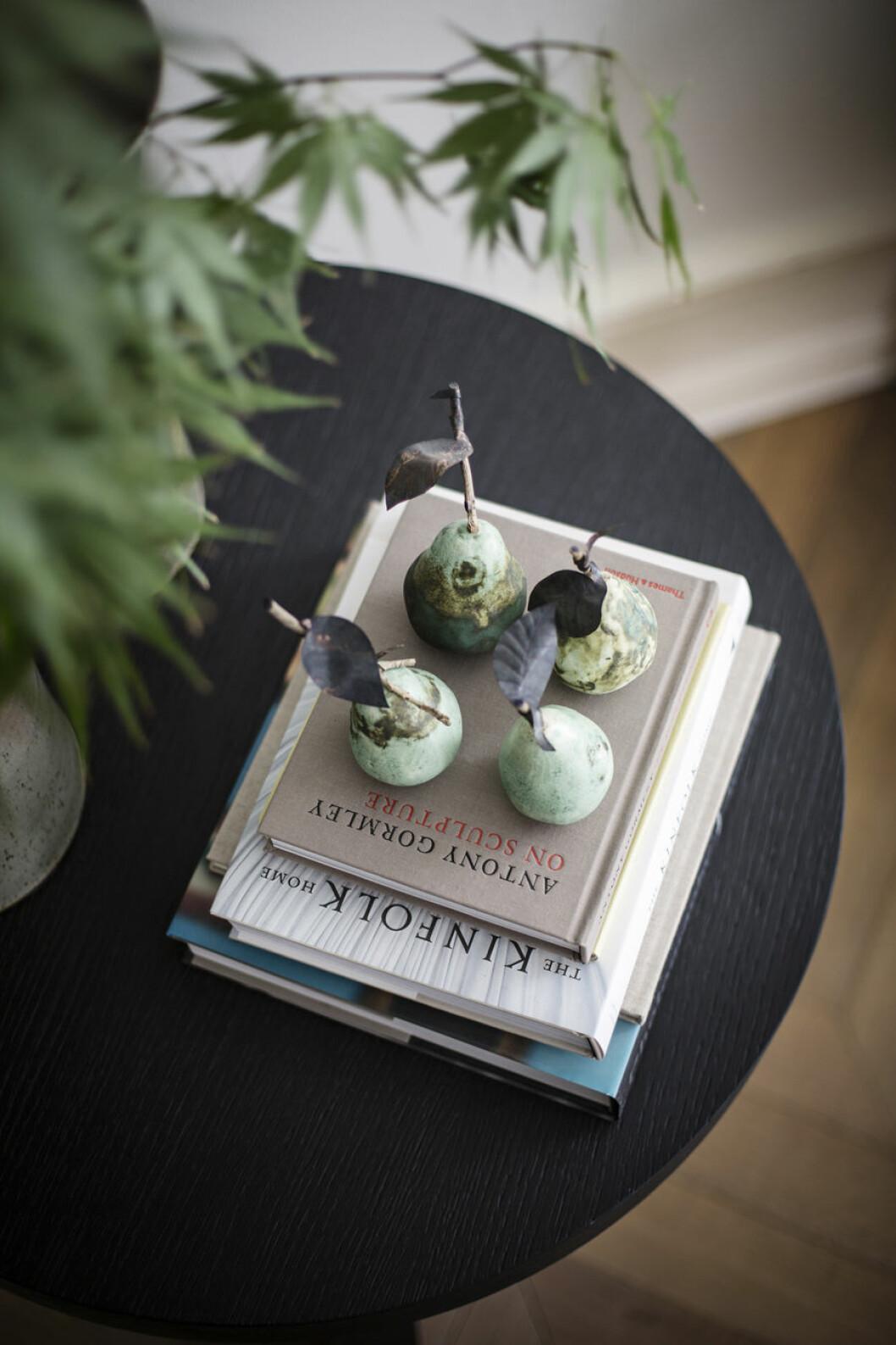 Dekoration päron, prydnadspäron