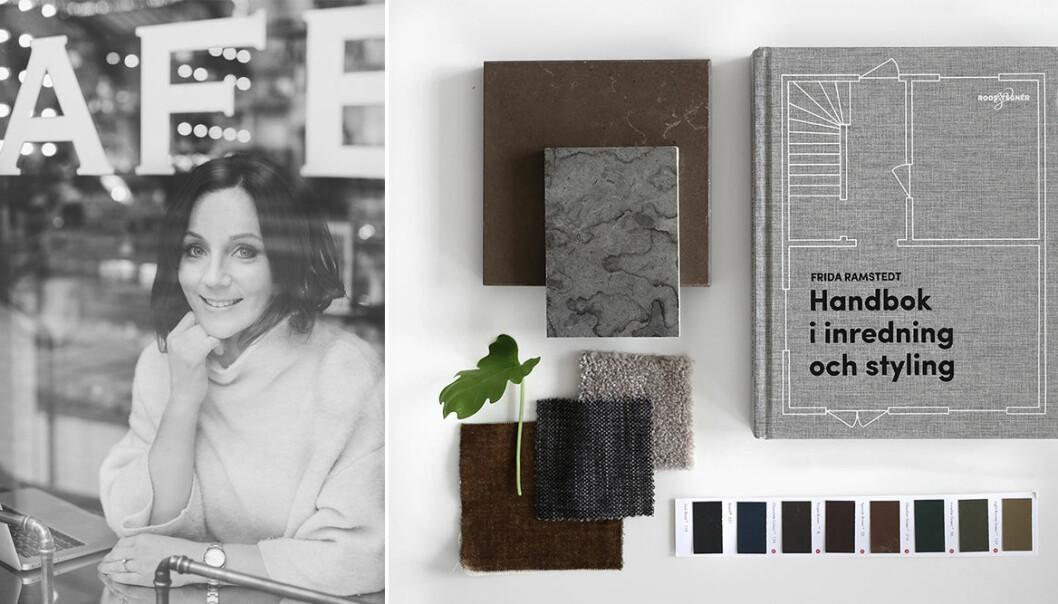 Inredningsbok Handbok i inredning och styling Frida Ramstedt Trendenser