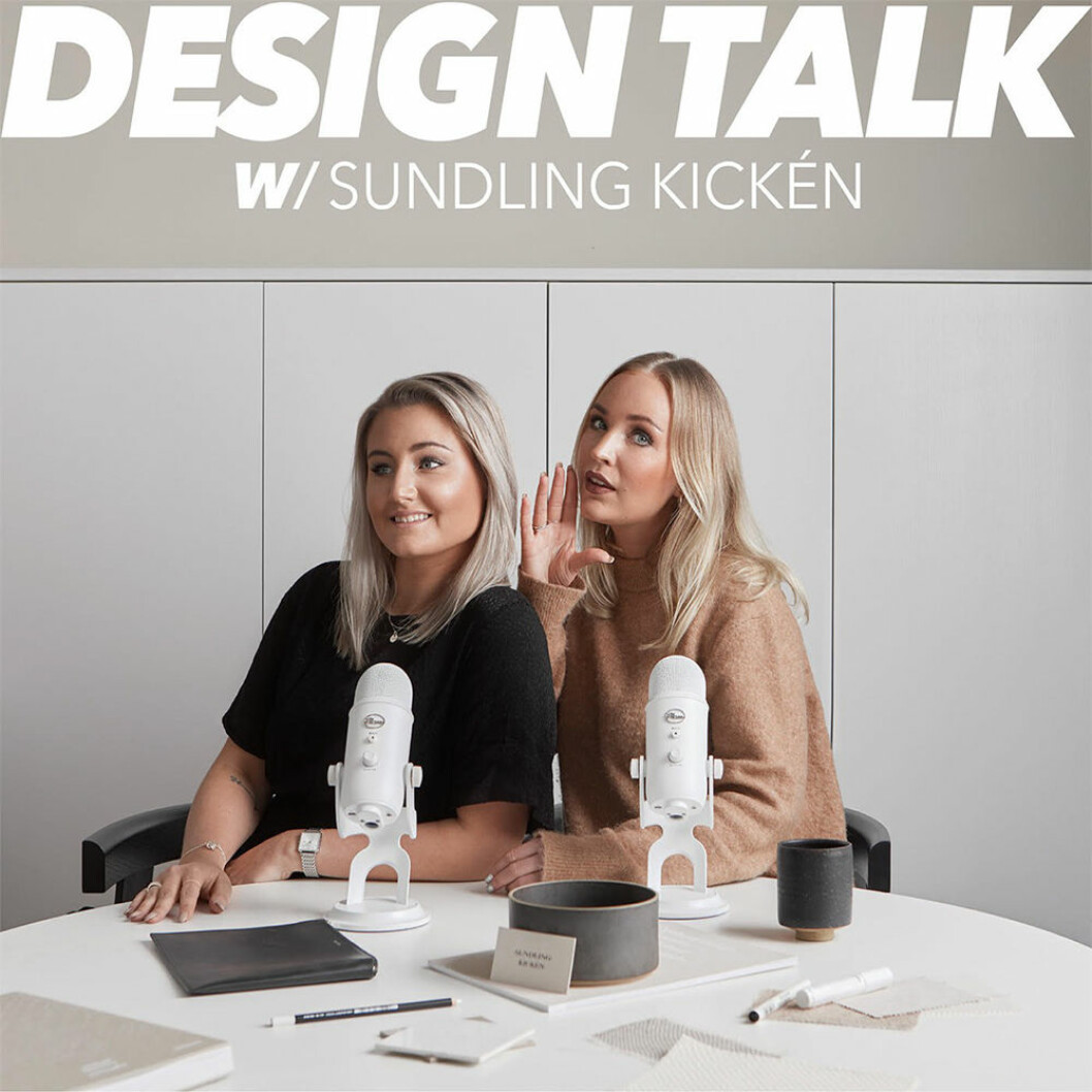 Design Talk w/ Sundling Kickén