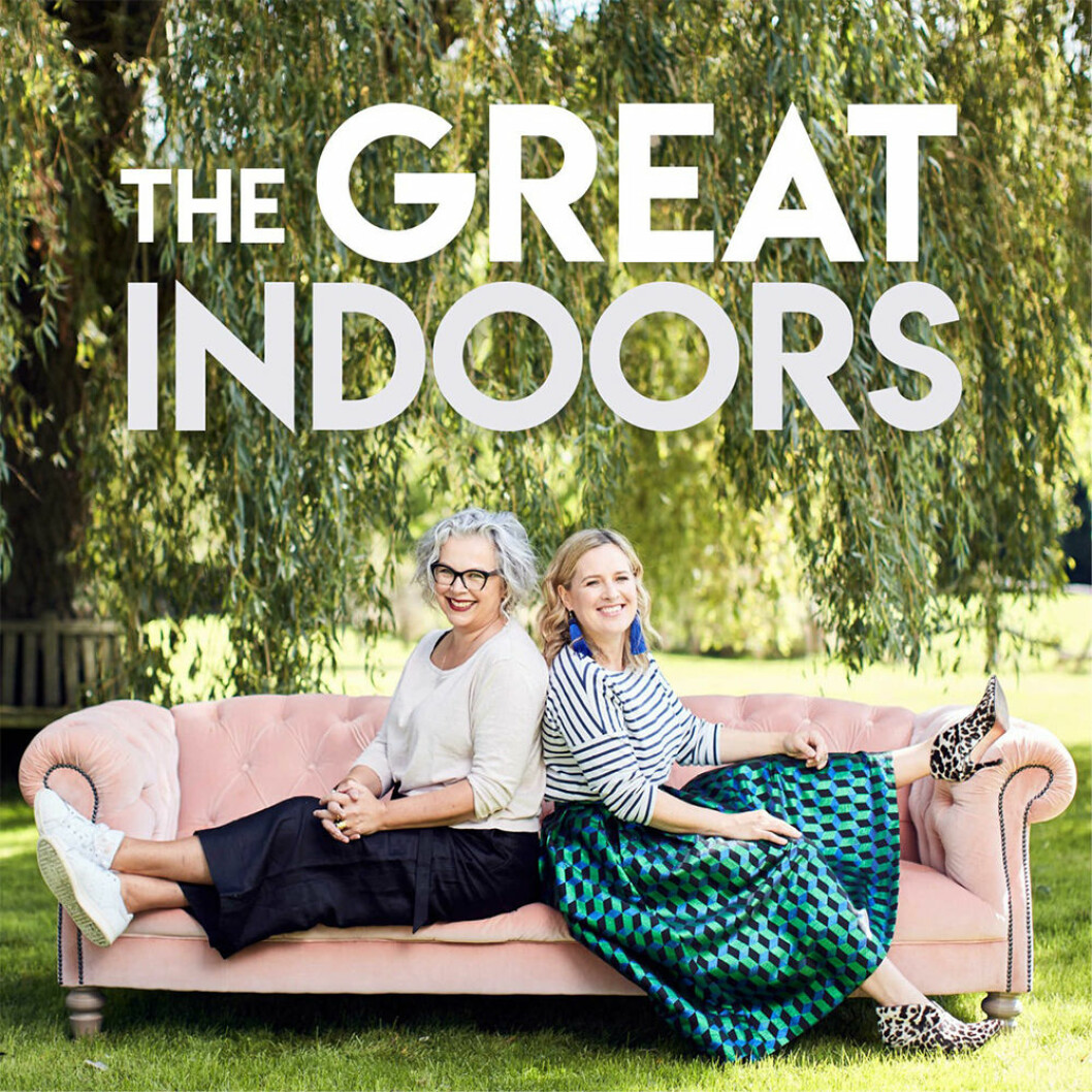 The Great Indoors inredningspodcast