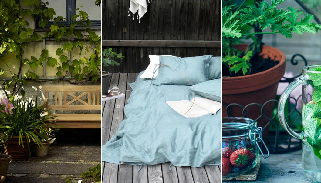 Koppla av på balkongen – 7 inredningstips