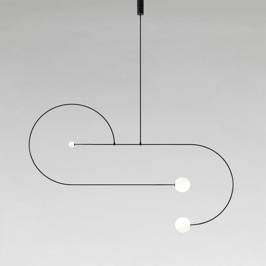 mobile chandelier 13 av Michael Anastassiades
