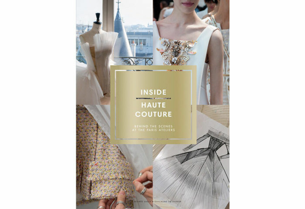 Coffee table–böcker – här Inside Haute Couture