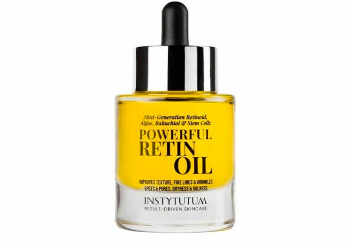 Instytutum Powerful retin oil.
