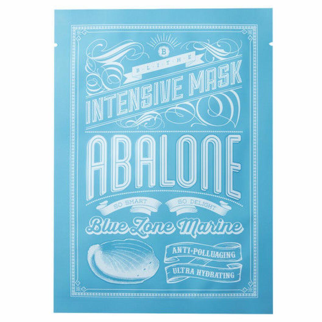 Blue Zone Marine Intensive Sheetmask, Abalone