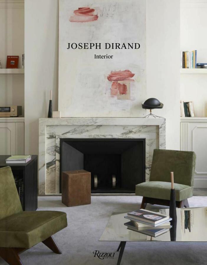 Interior bok av Joseph Dirand