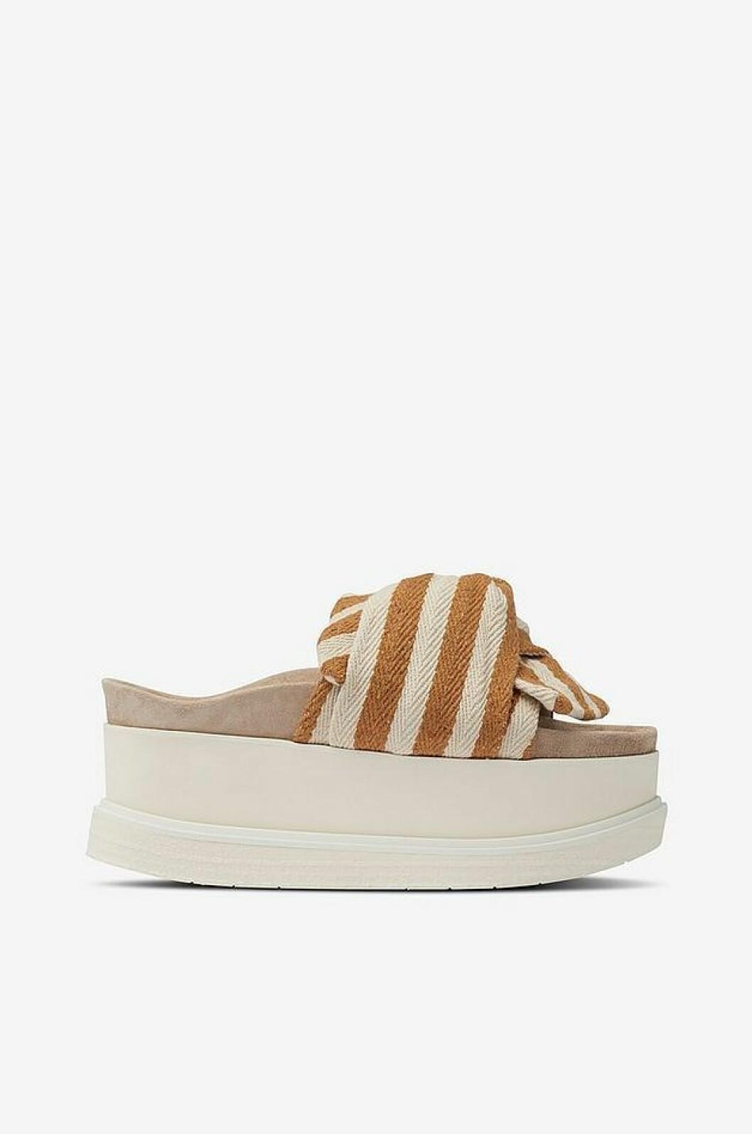 sandaler från inuti