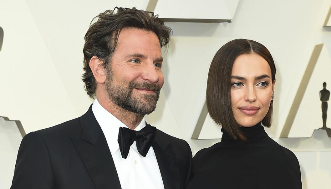 Bradley Cooper och Irina Shayk