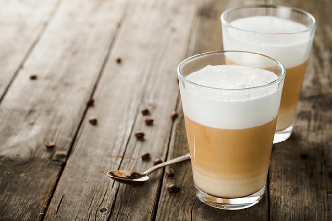 Irish Cappuccino.