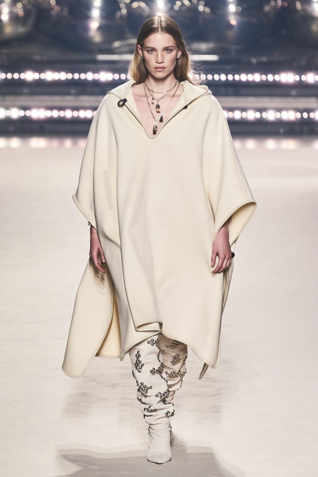 Isabel Marant poncho hösten 2020