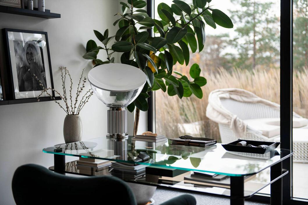 Isabella Löwengrip säljer sin lyxvilla – här är bild på kontoret