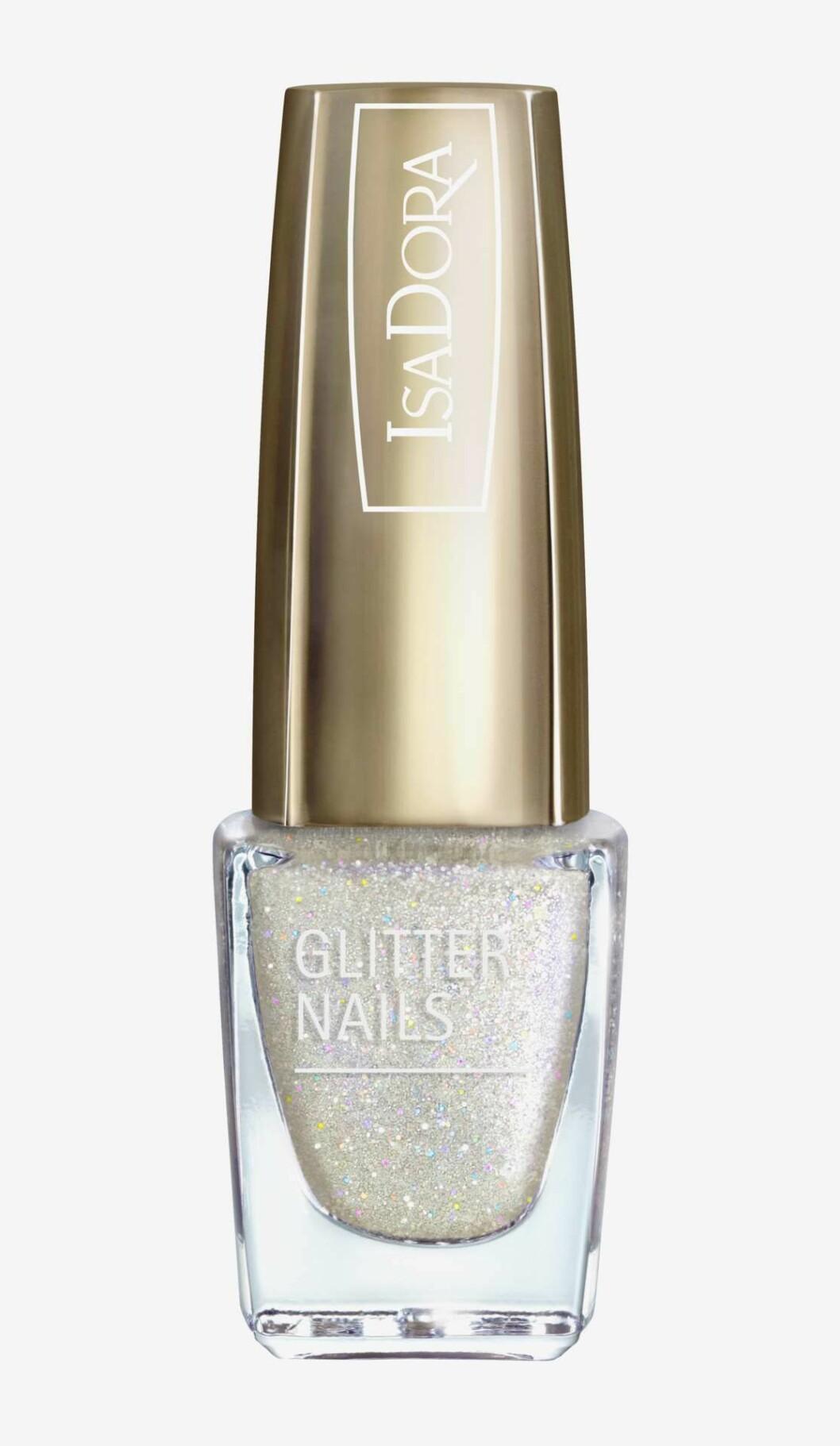 ISadora nagellack Glitter nails