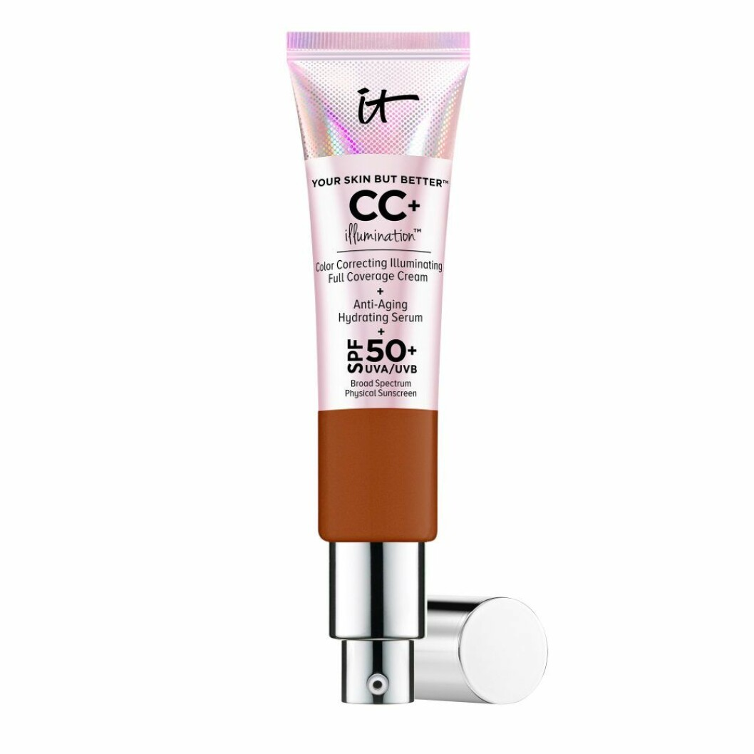CC illumination coverage cream från It Cosmetics
