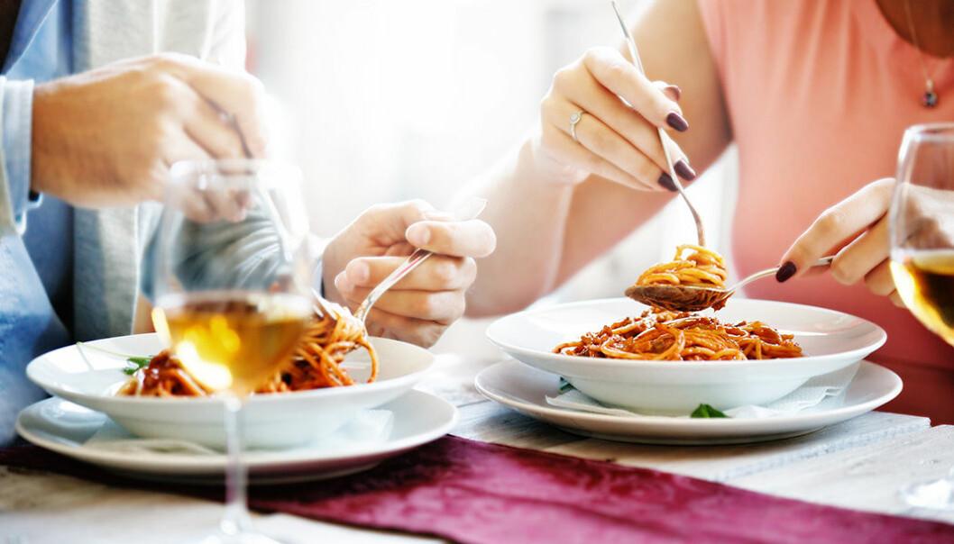 Stockholm har många bra italienska restauranger!