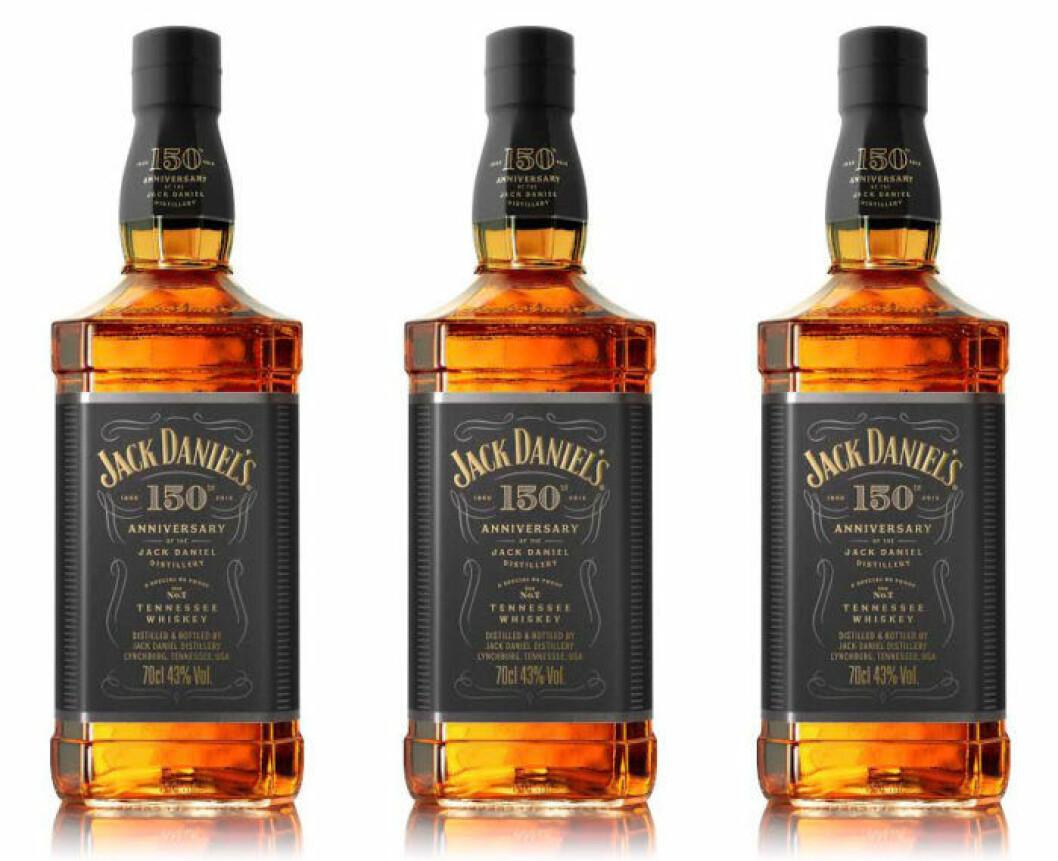 Jack Daniel's whiskey.