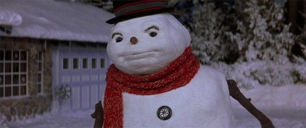 jack frost julfilm