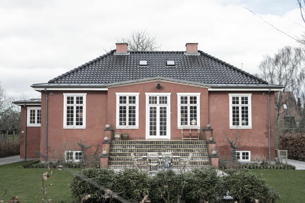 Familjen Panduros hus i Skagerak
