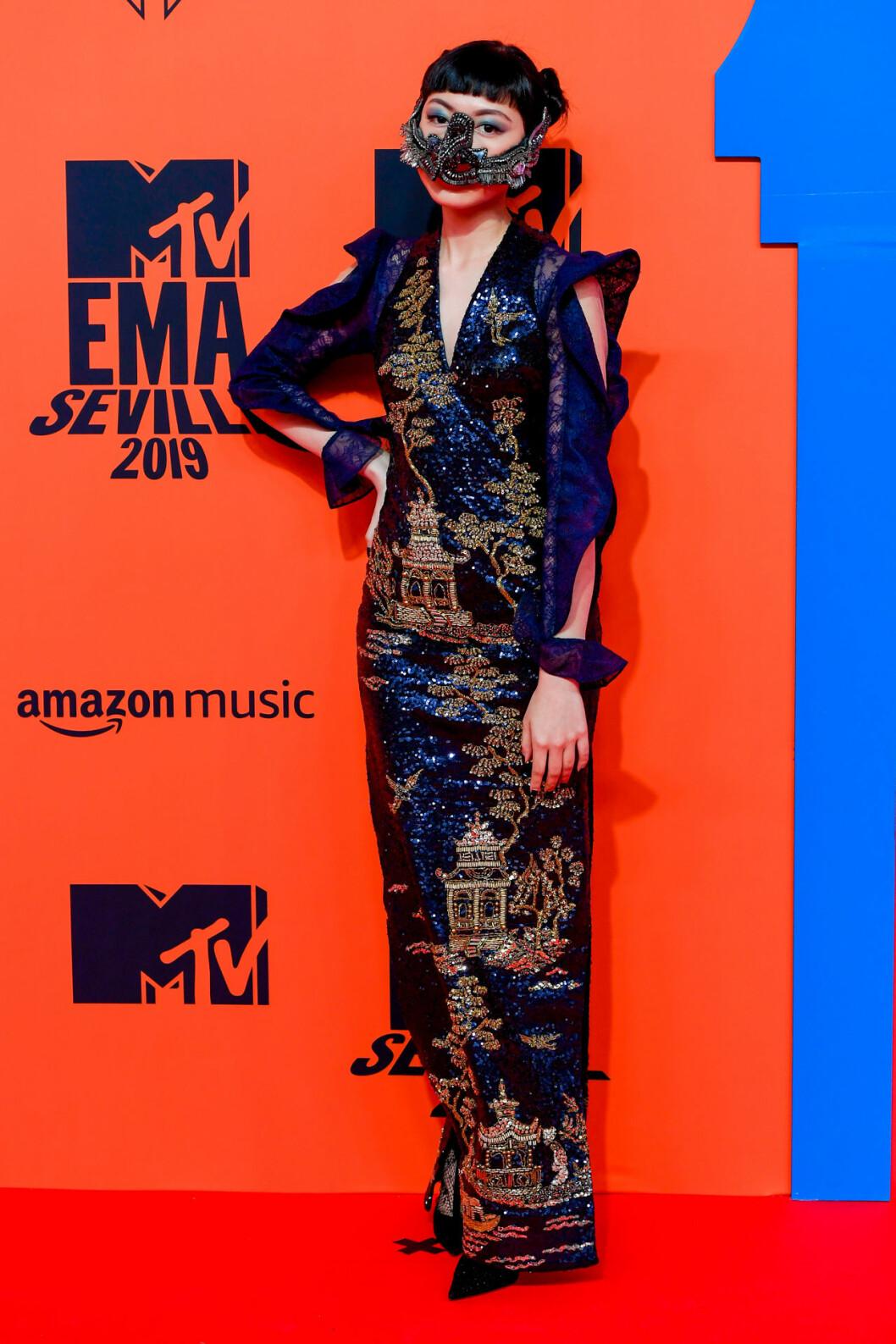 Jasmine Sokko på MTV EMA 2019 – se alla bilder här!