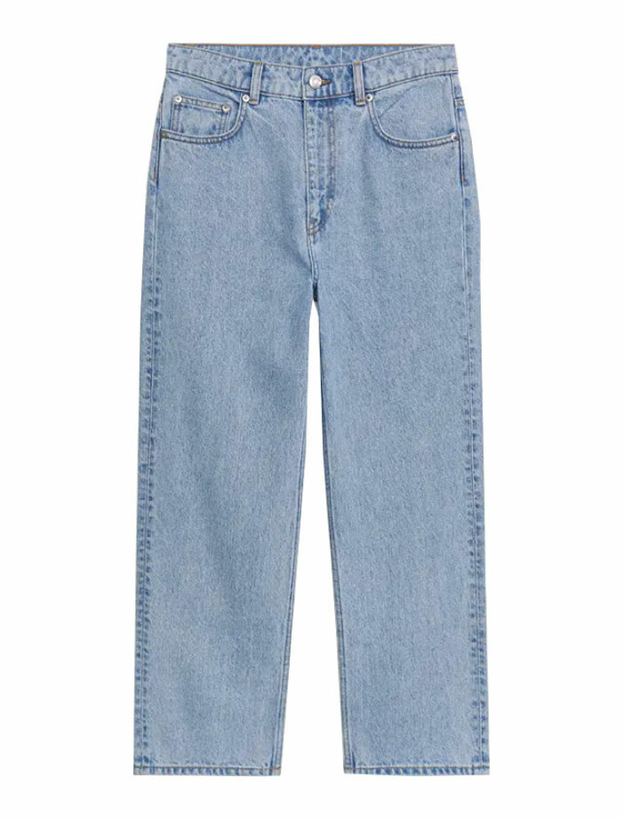 ljusa jeans från arket