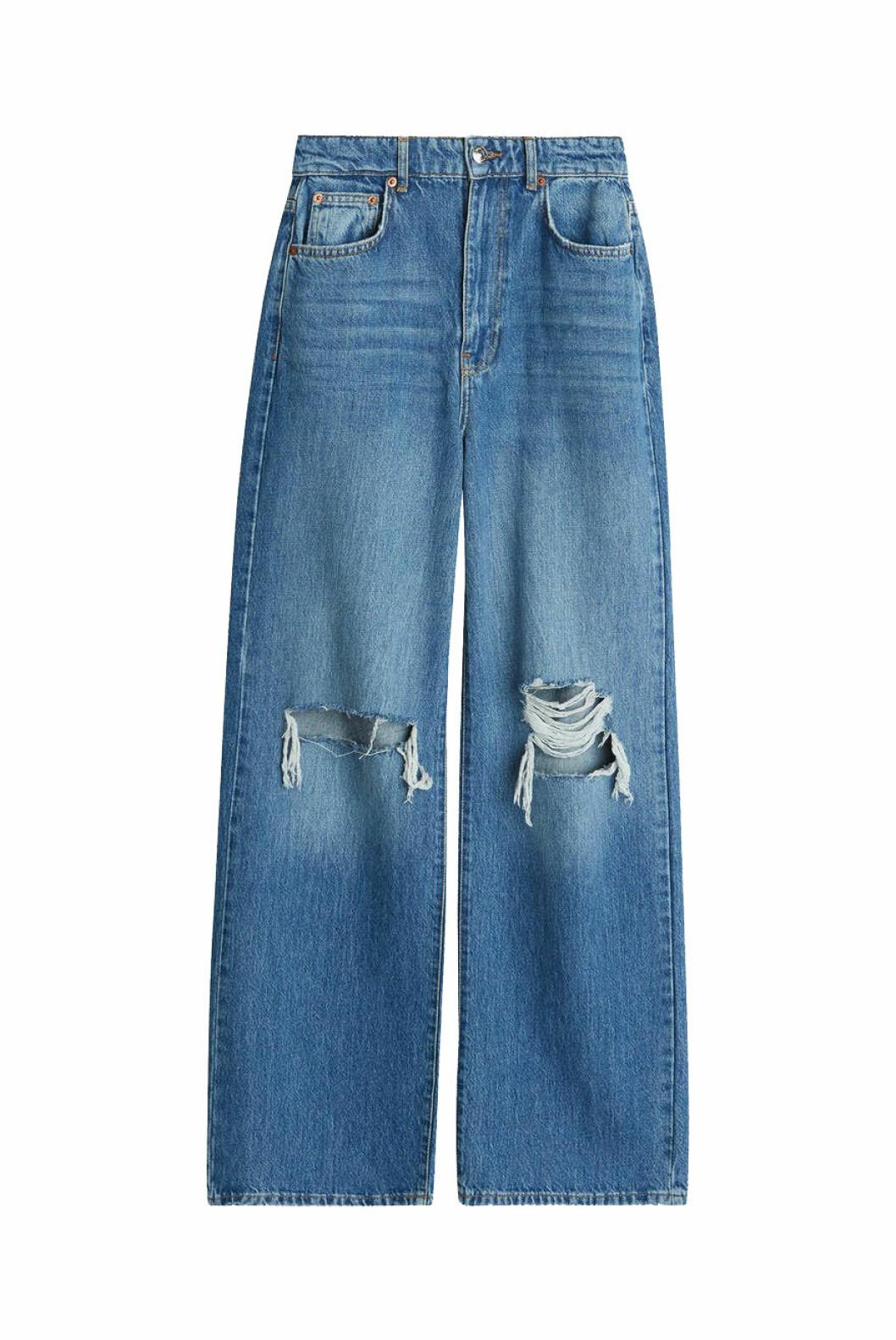 jeans från gina tricot.