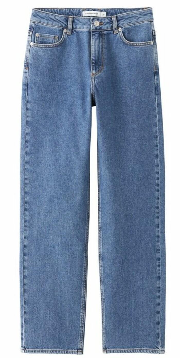 Jeans i rak modell med det vackra namnet ELLE är en nyhet hos Carin Wester.