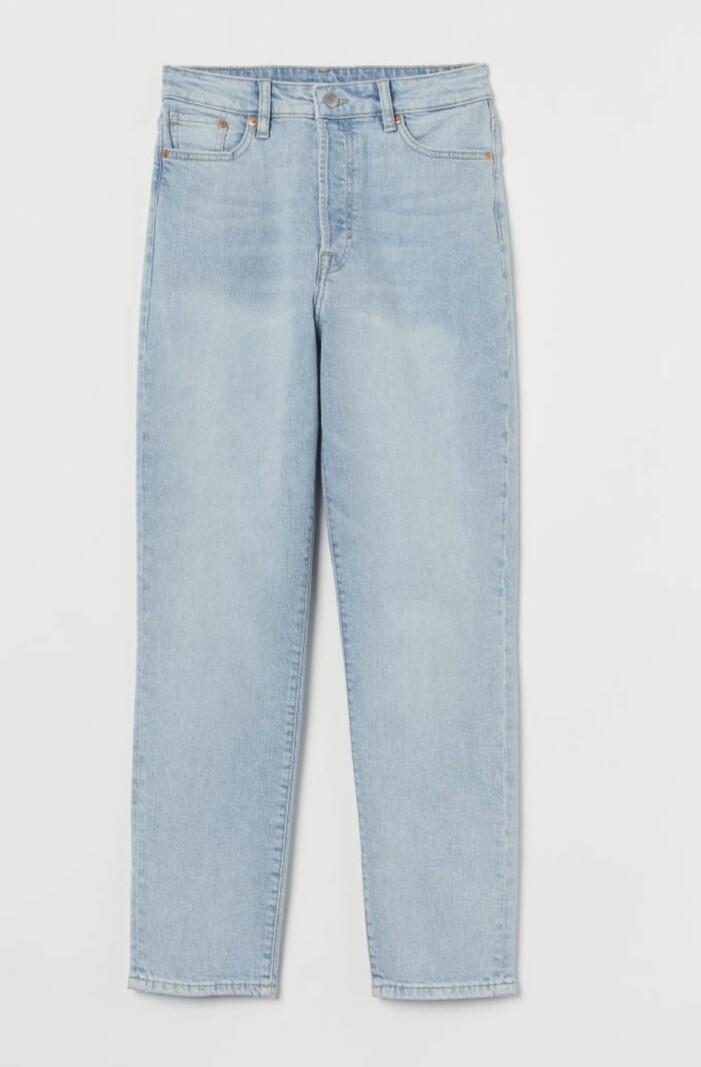 Mom jeans från H&M