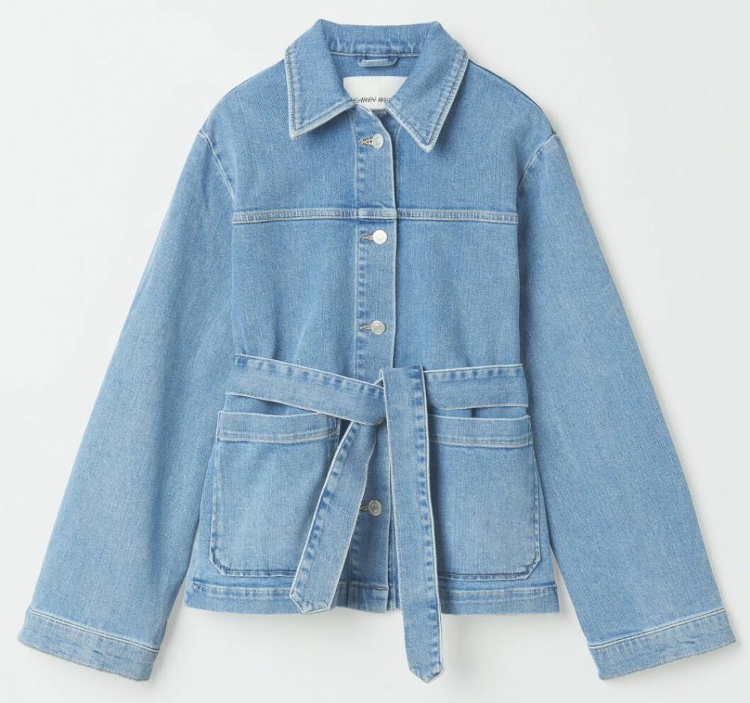 jeansjacka från Carin Wester.