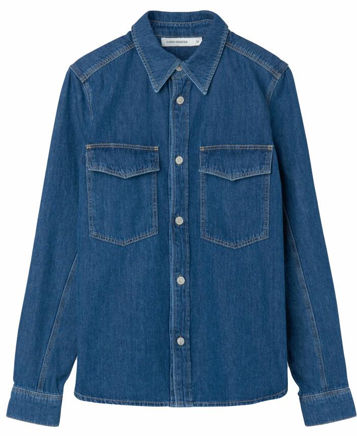 Jeansskjorta från Carin Wester.