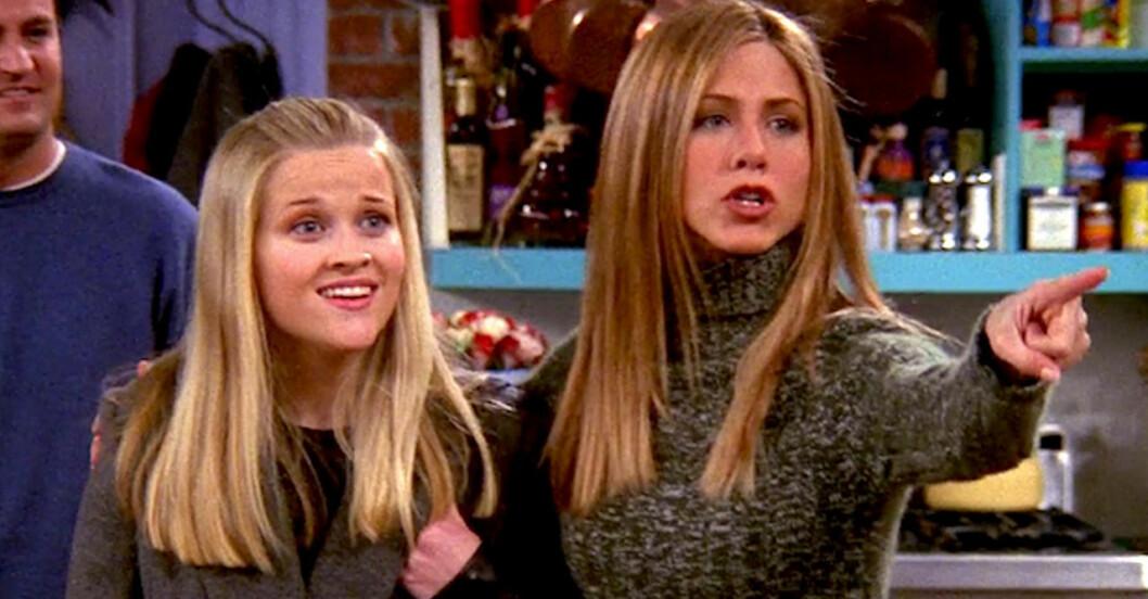 Därför ville inte Reese Witherspoon göra comeback i Vänner