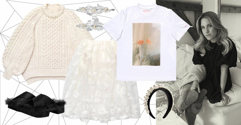 shoppingfavoriter från H&M x Simona Rocha.