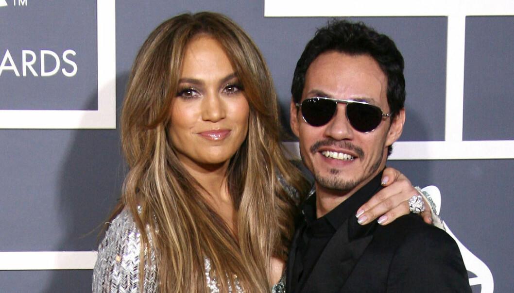 Jennifer Lopez och Marc Anthony var gifta mellan 2004 och 2014.