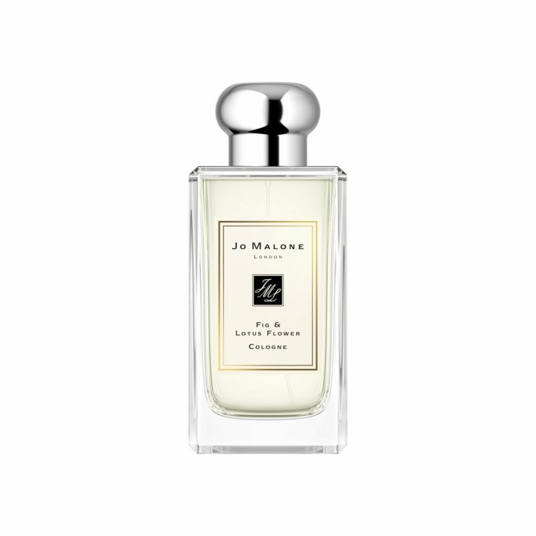 Jo Malones nya  Fig & lotus flower cologne