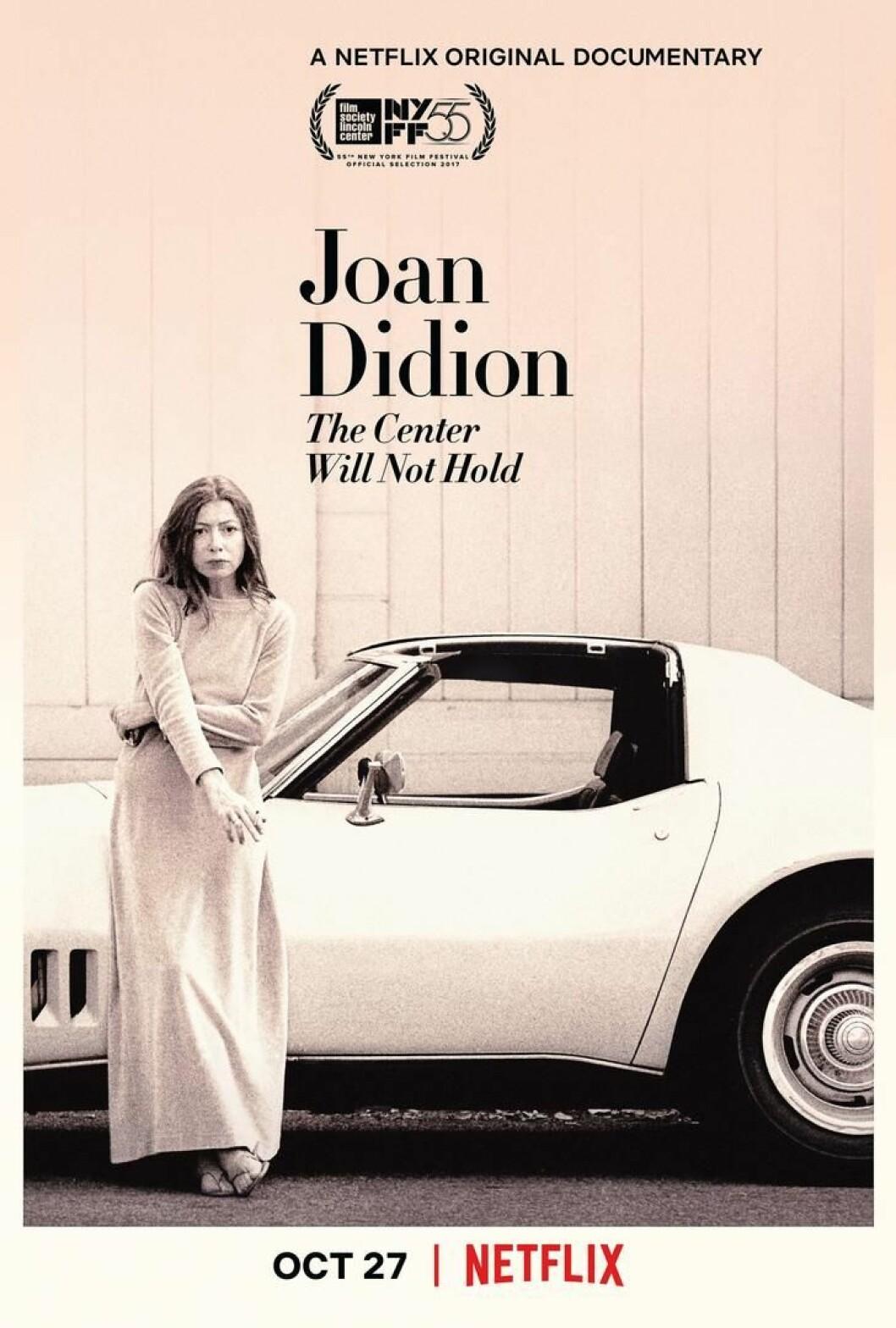 Dokumentären Joan Didion: The Center Will Not Hold