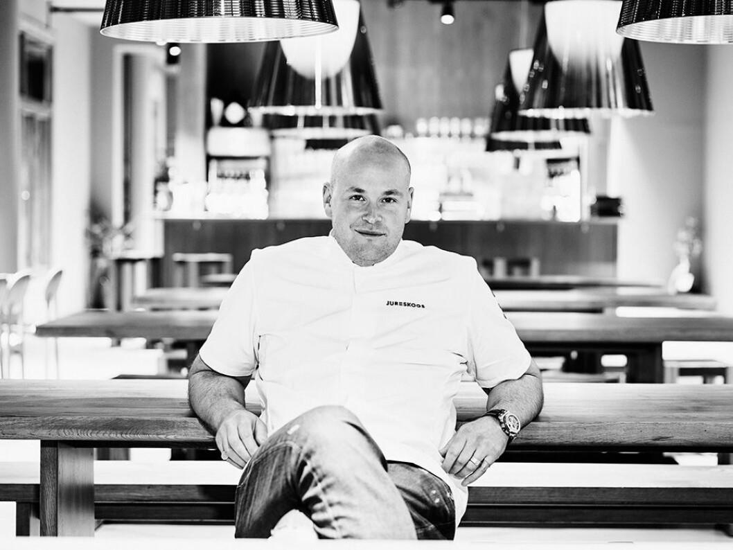 Johan Jureskog öppnar egen hamburgerrestaurang.