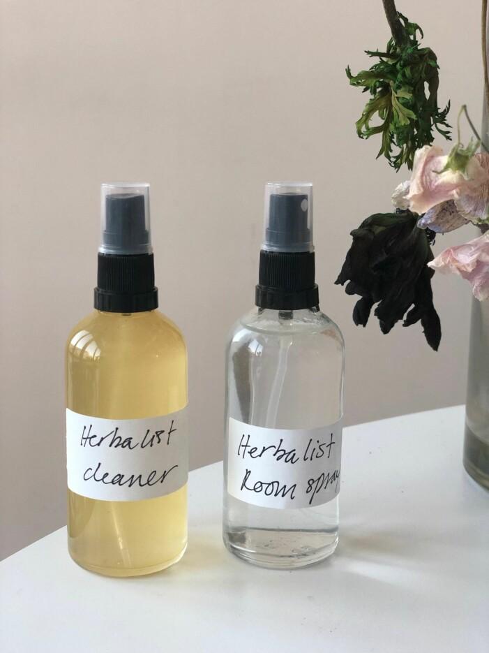 Johanna Ljunggren Detoxlife tipsar om hur du gör egen rumsspray