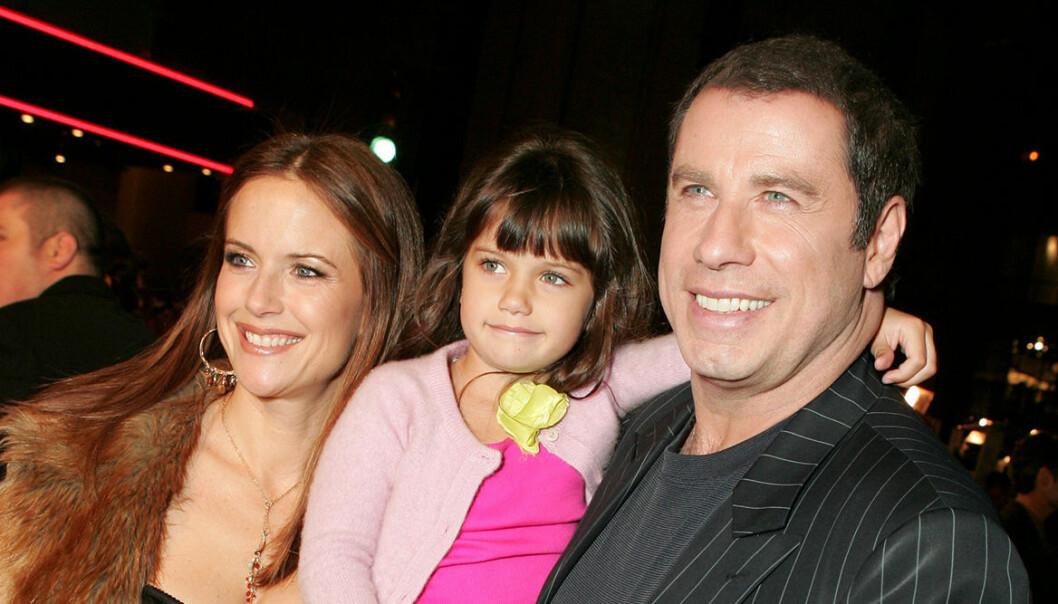 Ella Bleu Travolta har vuxit upp – och är väldigt lik sin mamma Kelly Preston