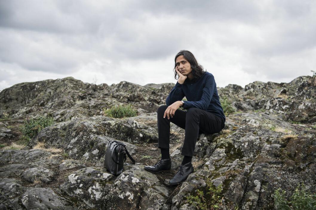 Allt jag inte minns på SVT är baserad på Jonas Hassen Khemiris roman