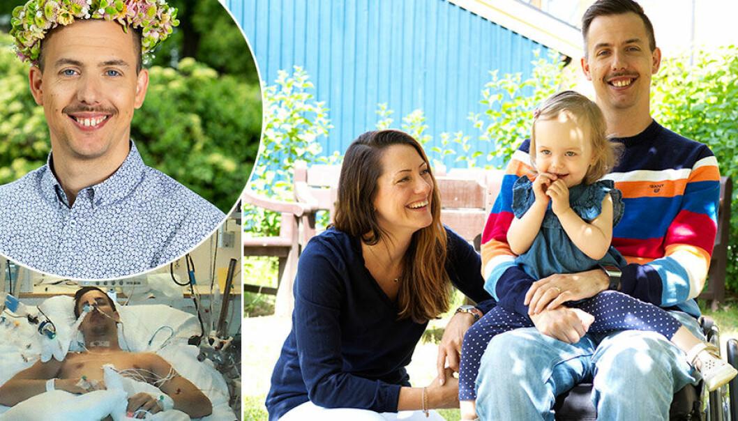 """Jonas Waltelius är lyssnarnas sommarvärd i """"Sommar i P1"""" 2018."""