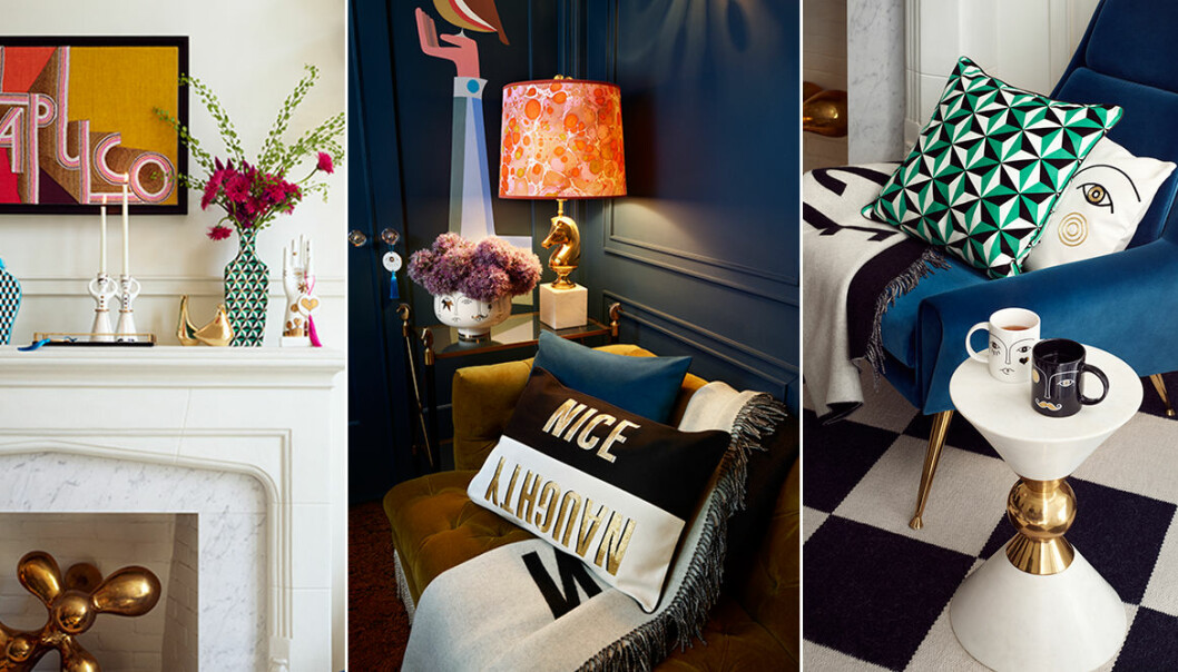 Se alla bilder från Jonathan Adlers samarbete med H&M Home