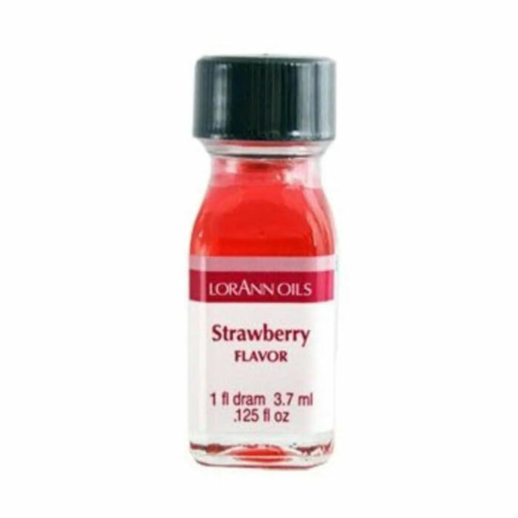 Smaksätt med jordgubb