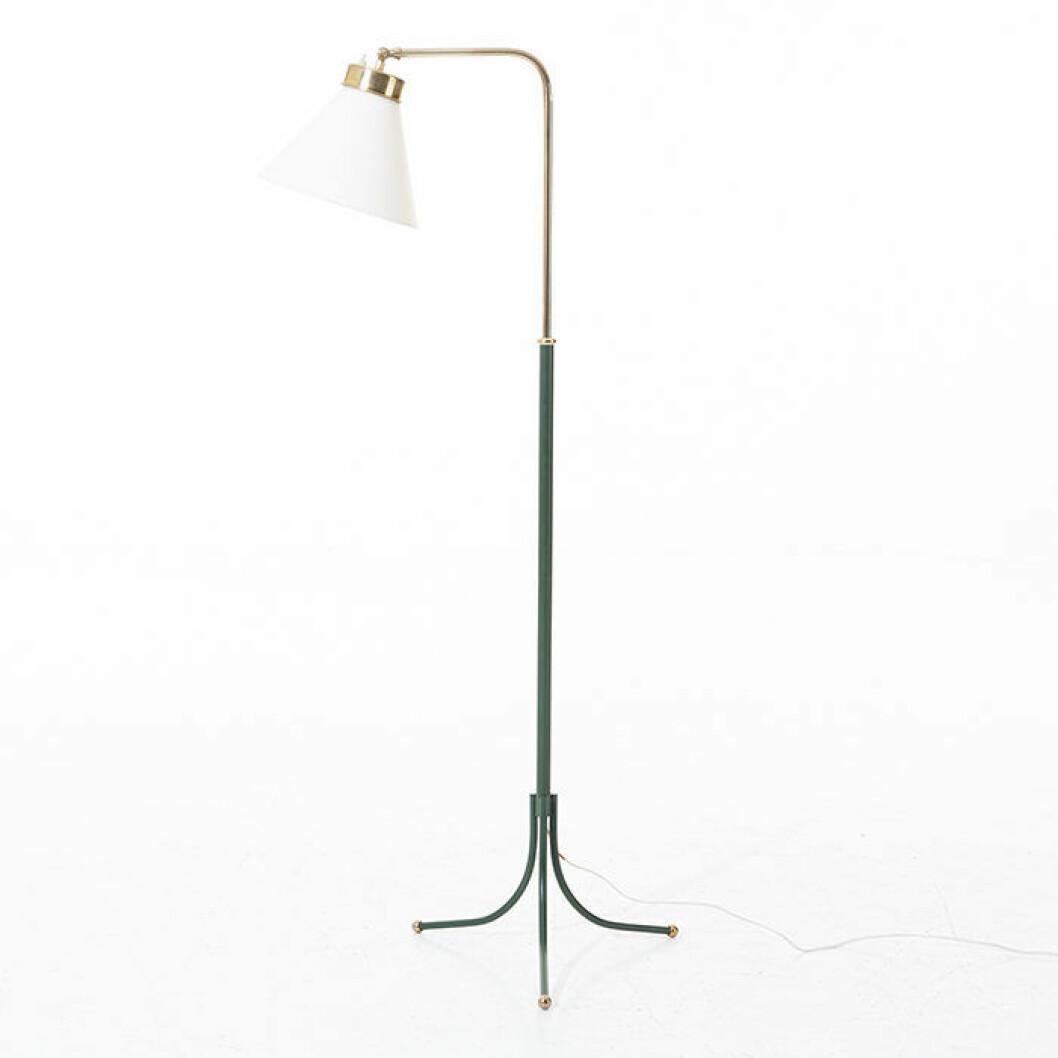 Lampan 1842 av Josef Frank