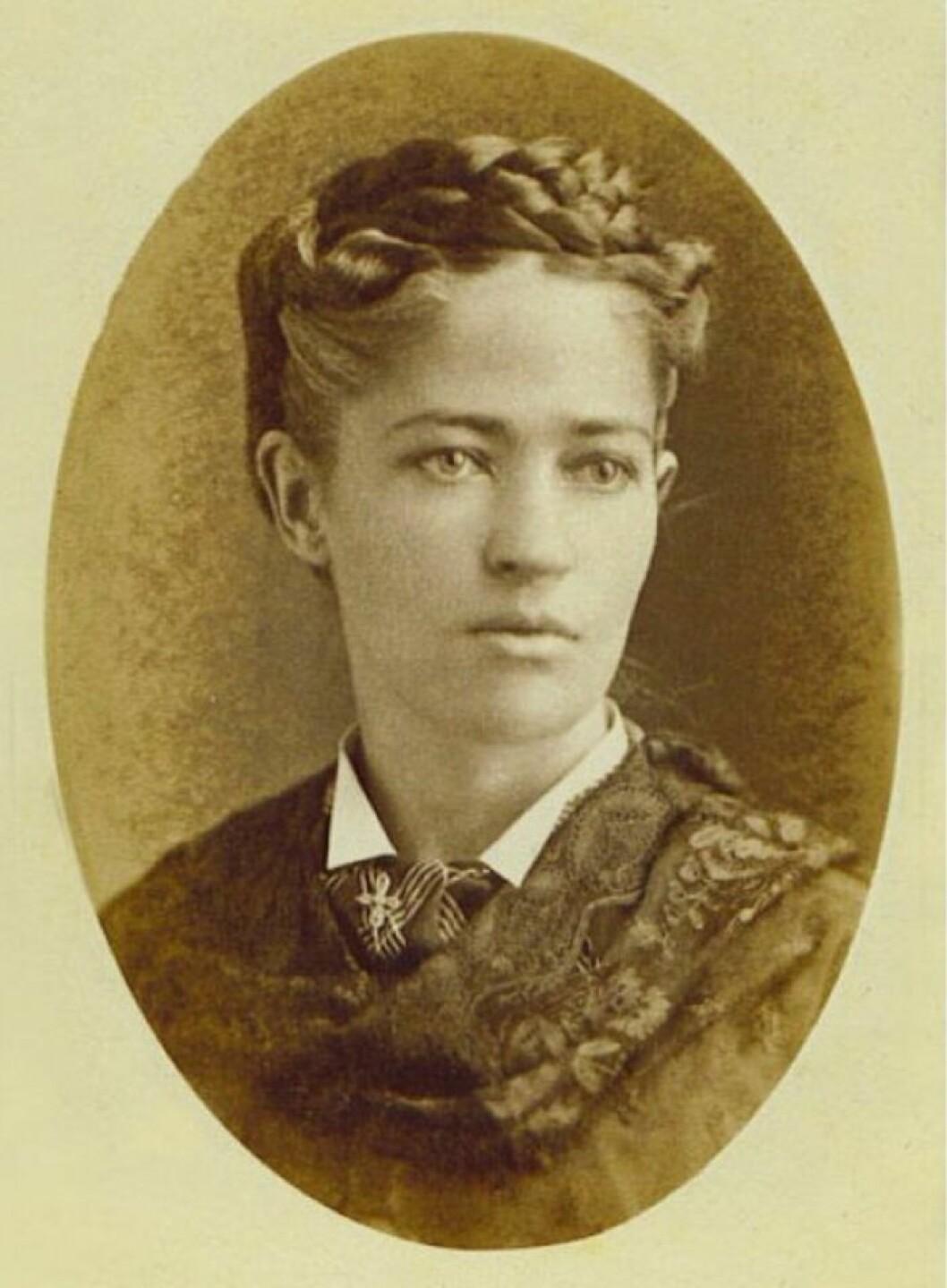 Josephine Cochran.