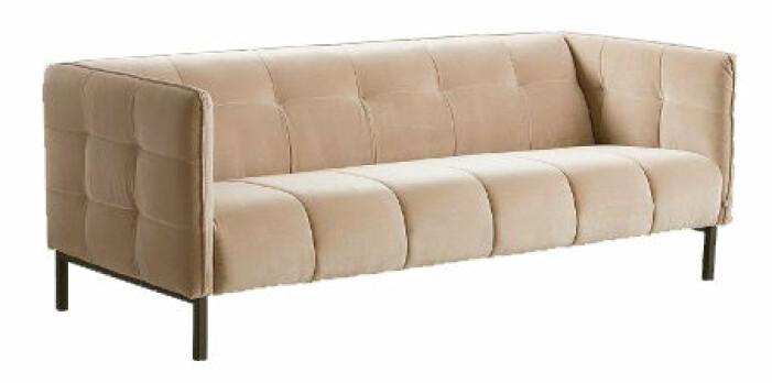 beige soffa jotex