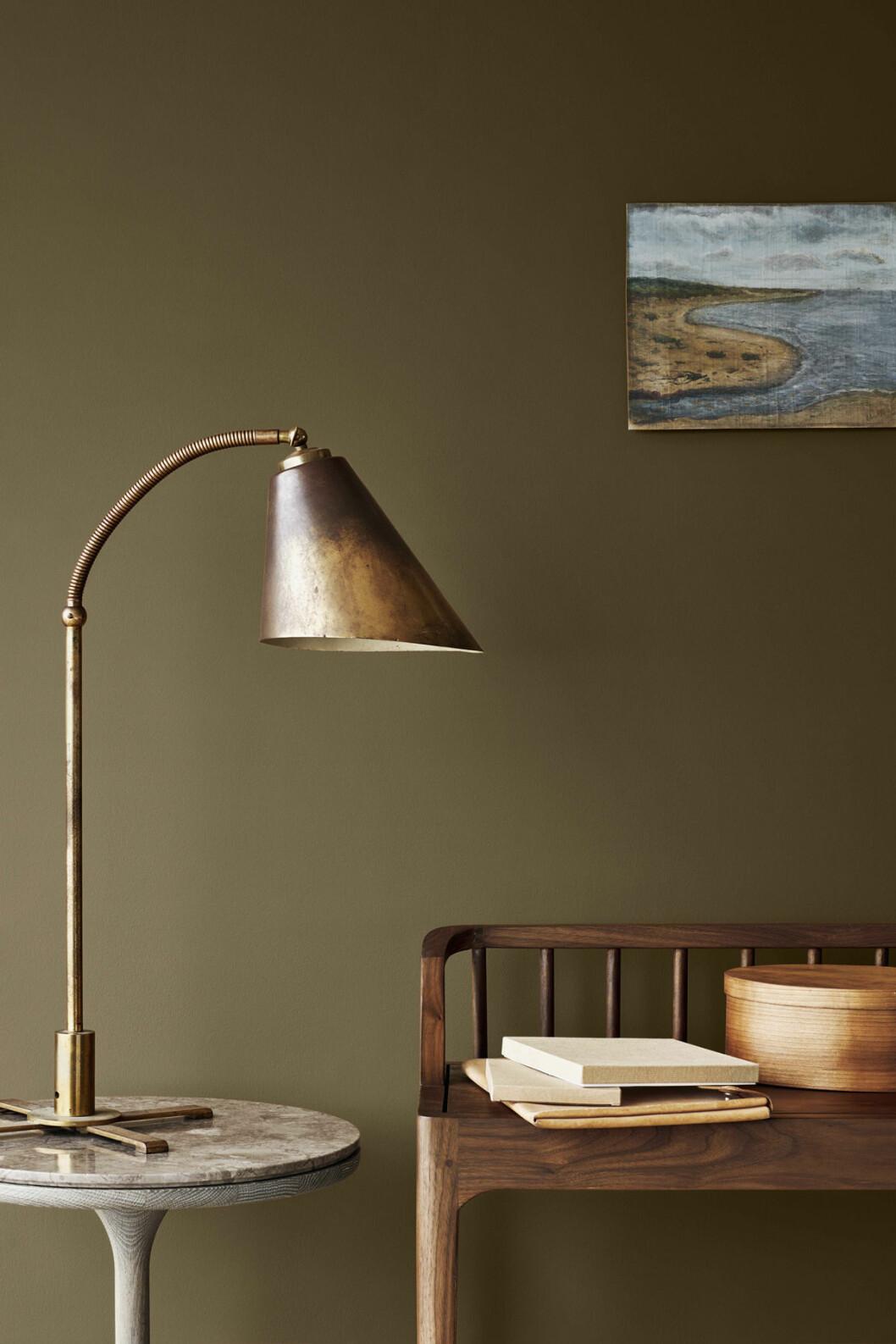 Inredningsnyheter aw 2020 Jotun golden bronze colour