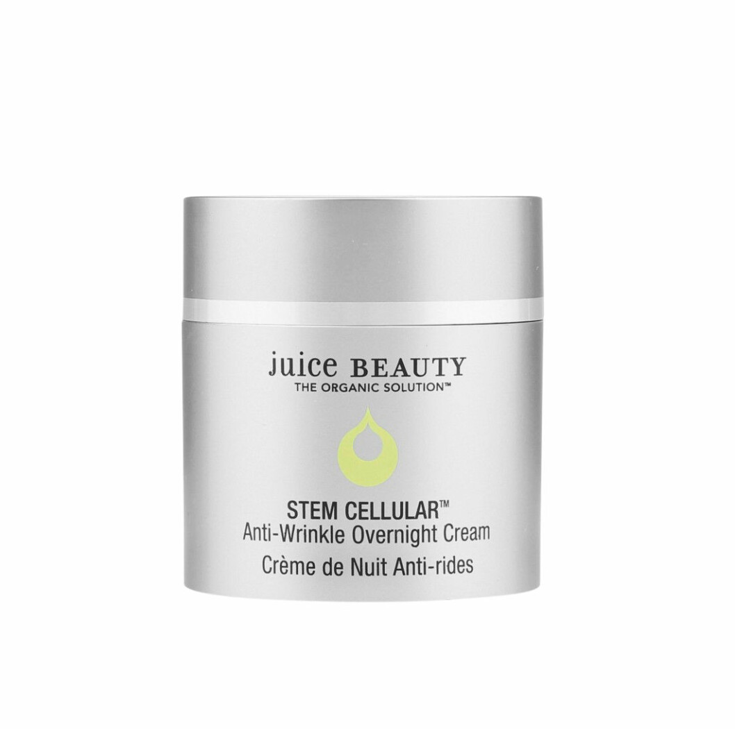Stem cellular anti-wrinkle overnight cream från Juice Beauty